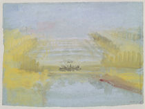 The Fountains at Versailles by Joseph Mallord William Turner