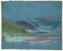 River bank, c.1830 by Joseph Mallord William Turner