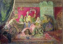 In a Boyar House von Ivan Semyonovich Kulikov