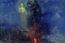 Get Thee Hence, Satan! von Ilya Efimovich Repin
