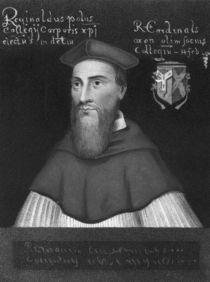 Reginald Cardinal Pole by English School
