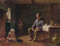 Feeding Time by William Kay Blacklock