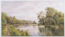Thames, 1879 by William Bradley