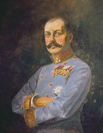 General Archduke Franz Salvator of Austria by Vienna Nedomansky Studio