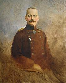 General Erich von Falkenhayn by Vienna Nedomansky Studio
