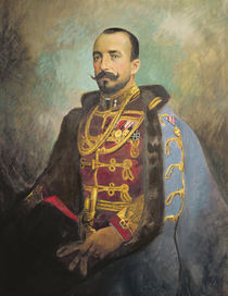 Archduke Joseph August of Austria by Vienna Nedomansky Studio