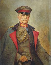 General August von Mackensen by Vienna Nedomansky Studio