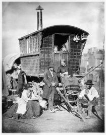 London Nomades, c.1876 by John Thomson