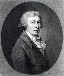 Thomas Gainsborough R.A, engraved by Francesco Bartolozzi by Thomas Gainsborough