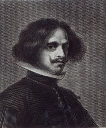 Self Portrait von Diego Rodriguez de Silva y Velazquez