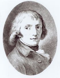 Giuseppe Parini by Francesco Rosaspina