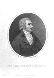Sir Francis Bourgeois, 1804 by English School