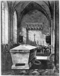 The Mortuary Chapel at St. Mary's Church by English School