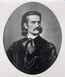 Robert Hamerling by August Prinzhofer