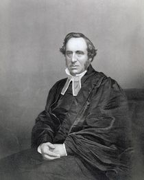 Richard Chenevix Trench, engraved by D.J Pound by John Watkins