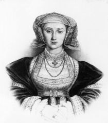 Anne of Cleves von Hans Holbein the Younger