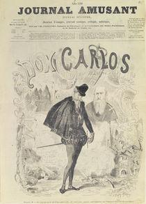 Front page of 'Le Journal Amusant' by Arjou Henri & Lafosse, G Darfou