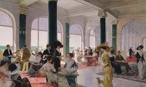 Afternoon tea, c.1910 von Rene Lelong