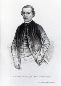 Francisco Javier Clavijero by Spanish School