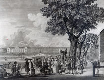 Enthusiasm Displayed, engraved by Robert Pranker by John Griffiths