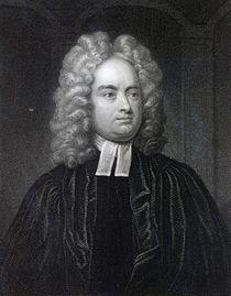 Jonathan Swift von Charles Jervas
