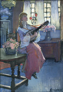 The Mellowinds of March by Elizabeth Adela Stanhope Forbes