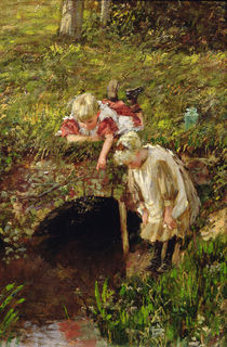 The Young Anglers by James Charles