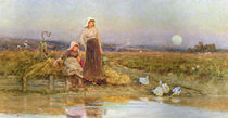 The Gleaners, 1896 by Thomas James Lloyd