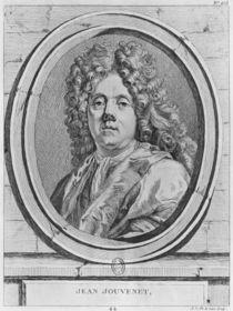 Portrait of Jean Jouvenet by Ange Laurent de Lalive de Jully