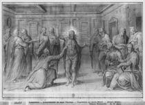 Life of Christ, Incredulity of St. Thomas von Henri Lerambert
