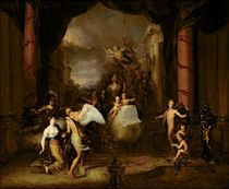 Allegory of the city of Amsterdam by Gerard de Lairesse