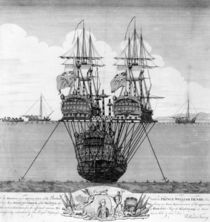 The Attempt made to Salvage the HMS Royal George von English School