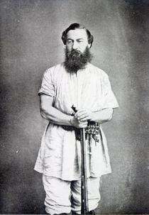 Samuel Baker, 1865 by Maull & Fox
