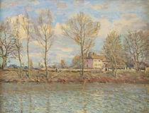 L'Ile de la Grande Jatte, Neuilly-sur-Seine