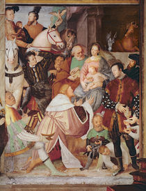 Adoration of the Magi, c.1532-35 von Gaudenzio Ferrari