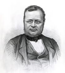 Camillo Benso, Count of Cavour by English Photographer