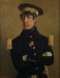Pierre Claude Aimable Gachot by Jean-Francois Millet
