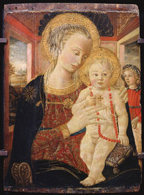 The Virgin and Child by Italian School