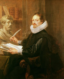 Jan Gaspar Gevartius, c.1628 by Peter Paul Rubens