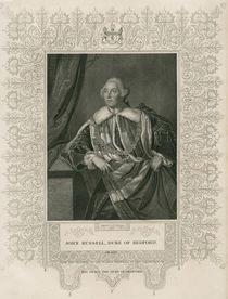 John Russell, Duke of Bedford von English School