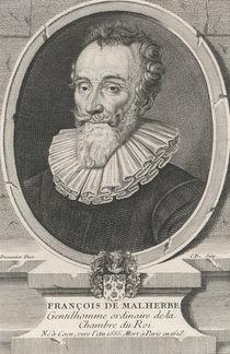 Francois de Malherbe by or Dumoustier, Daniel Dumonstier