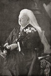 Queen Victoria c.1899 von English Photographer