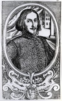 Bernardino de Mendoza, 1595 von Spanish School