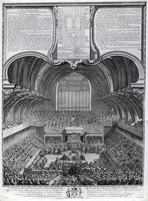 Trial of Simon Fraser, Lord Lovat von Samuel Wale
