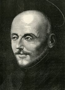 St. Ignatius of Loyola by Alonso Sanchez Coello