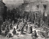 Dudley Street, Seven Dials von Gustave Dore