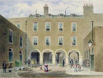 St. Thomas's Hospital, Southwark von Thomas Hosmer Shepherd