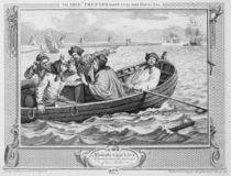 The Idle 'Prentice Turned Away and Sent to Sea by William Hogarth
