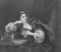 Sigismonda with the Heart of her Husband von William Hogarth