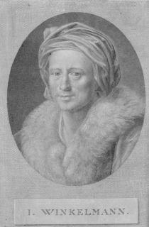 Johann Joachim Winckelmann von Anton von Maron